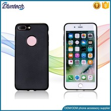 Carbon fiber soft TPU cell phone case for huawei Y320, Y520 play, Y620 compact and Y620 honor Generation two case