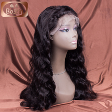 Top quality Brazilian hair online body wave thick hair full head mink Brazilian human hair wig