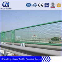 Guardrail made by highway guardrail roll forming machine