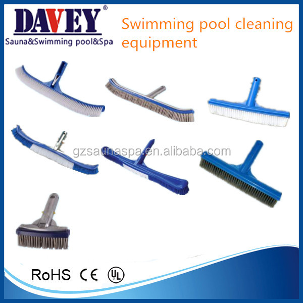 High Quality Plastic Hand Skimmer And Leaf Rake Pool Cleaner Swimming Pool Cleaning Equipments