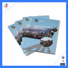 Popular A4 coated paper printed brochures