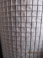 SS304 welded wire mesh panels