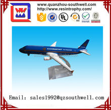 Collection Aircraft Resin plane model Airbus A320 or Resin model plane