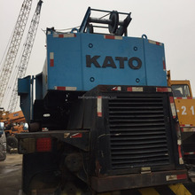 Used kato rough terrain crane 25ton, KR25H-3 , Japan original