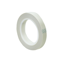 Heat Resistant Fiberglass Insulation Glass Cloth Tape With Silicone <strong>Adhesive</strong>