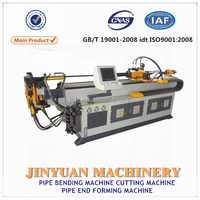 Pipe and Tube Bending Machine Machine Type and CE Certification angle iron bender