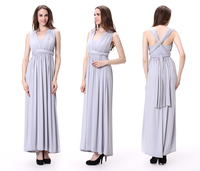 New fashion designs sexy long ladies frock dress