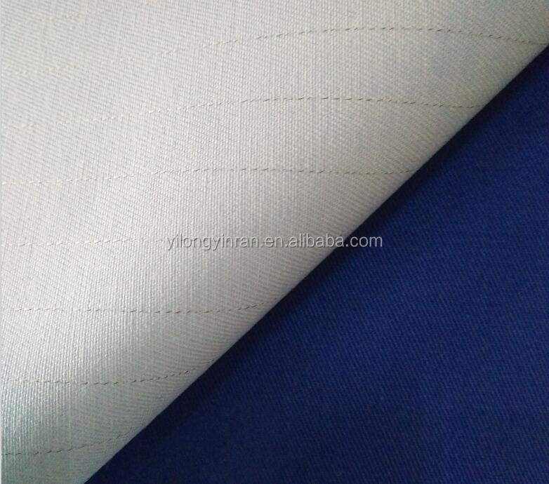 100% cotton anti-static fabric/stripe fabric dyed with customized colors