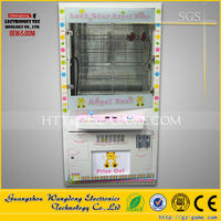 Games amusement park toy prizing machine /claw crane vending machine for sale
