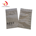 Custom China Production 3 Side Seal Plastic Bag For Eye Bag