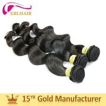 Five-star evaluation XBL one donor bundles pure virgin human hair that last more than 2 years