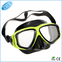 Wide View Scuba Dive & Snorkeling Mask