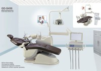 China hot selling Dental unit with Panorama Film Viewer
