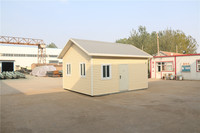 Europe prefabricated prefab house developer from china