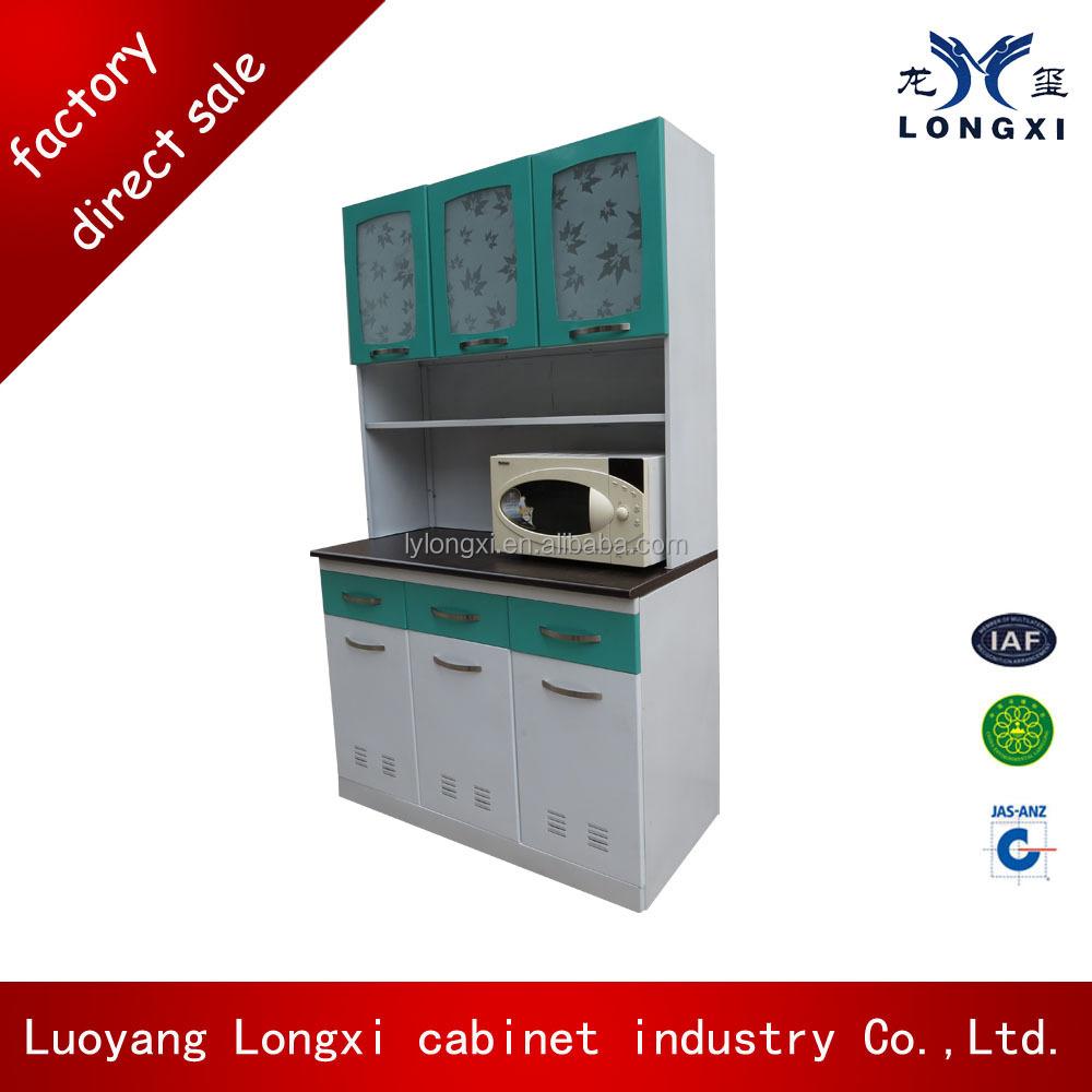 Stainless steel modern design kitchen cabinet professional for Modern kitchen cabinet manufacturers