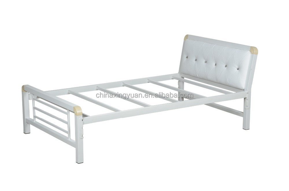 Furniture bedroom and hot sale BD-1 type single metal bed frame