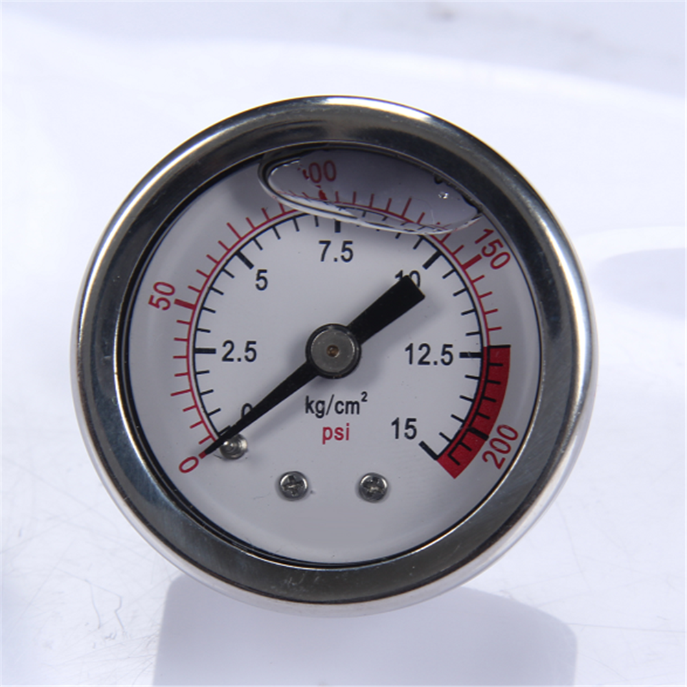Durable Light Weight Easy To Read Clear Digital Manometer Differential Pressure Gauge