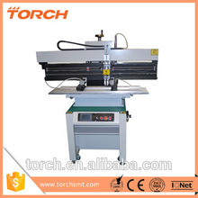 TORCH Multifunctional automatic screen printing machine ISO&CE certification T200C