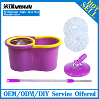 Wholesale Microfiber Spin Mop Online Shopping India, 360 Magic Floor Cleaning Mop