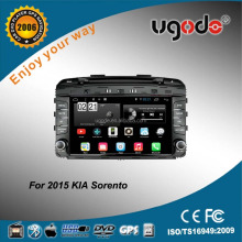 ugode high quality HD 9 inch Car radio for 2015 Kia Sorento dvd player for car with gps