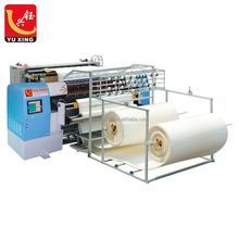 Yuxing computerized multi needle mattress quilting sewing machine price