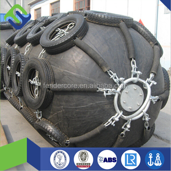 3.0m x 5.0m floating dock/boat inflatable rubber fender