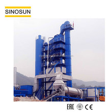 high performance construction road equipment stationary cold mix asphalt plant