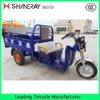 150cc Light Flat Adult Pedal Tricycle Bicycle Car