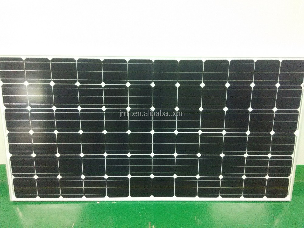 25 years warranty 300w 36v mono crystal solar panel