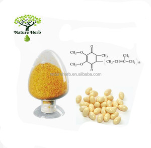 High Quality Raw Material 99% Coenzyme Q10 Powder