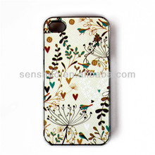 factory oem service customize pu+pc leather case for iphone 6 , uv print phone case for all mobile phone