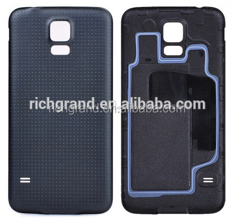 High quality battery cover mobile phone full housing cover case with low price for Samsung galaxy S5