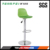 PP+PU Bar stool high chair,Certificated SGS 330 hight gas lift, 385mm chroming base,360 degree swivel!