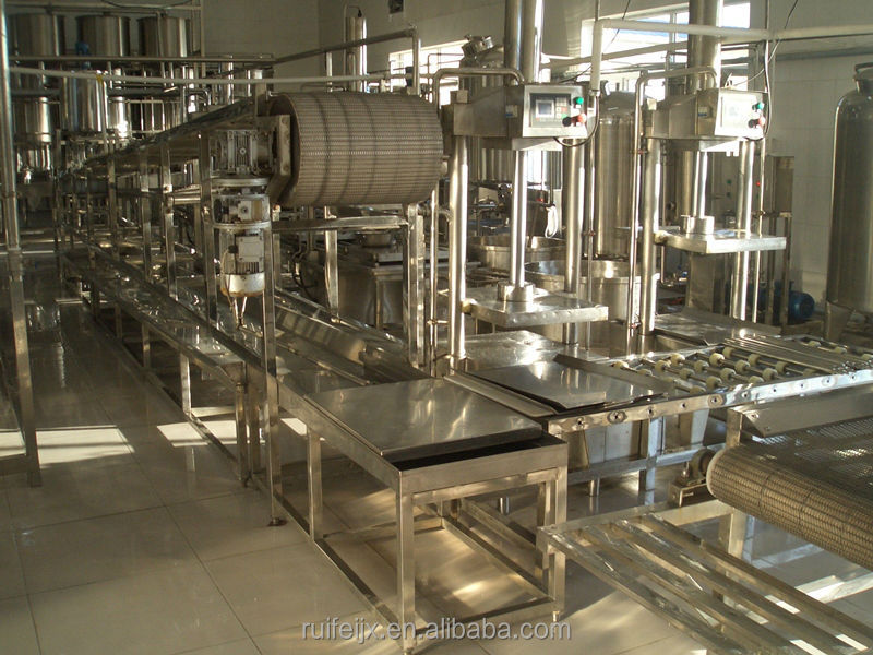 high productivity soybean tofu grinder / soy milk grinder and boiling machine