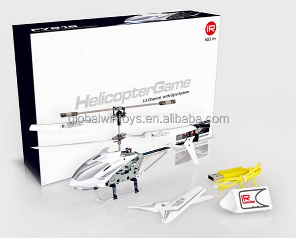 Super quality latest rc helicopter 4 channel apache