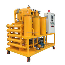 TOP Vacuum Transformer Oil Purifier to restore the electrical, chemical and physical properties of insulating oils