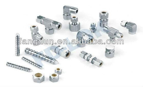 Cap, End Cap, Pipe tube cap, compression tube fitting