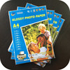 a4 210gm glossy paper 20 sheets per pack