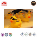 BPA FREE Thermometric vinyl duck bath toys