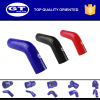 silicone hose elbow 45 black/blue/red/customized color/high meterial grade