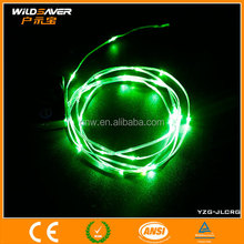 2015 new design flashing flexible led bicycle strip light