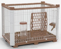 Wire Pet Crib