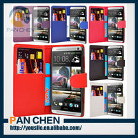 [hot] 2013 Fashion Wallet Leather Case for HTC ONE MAX T6