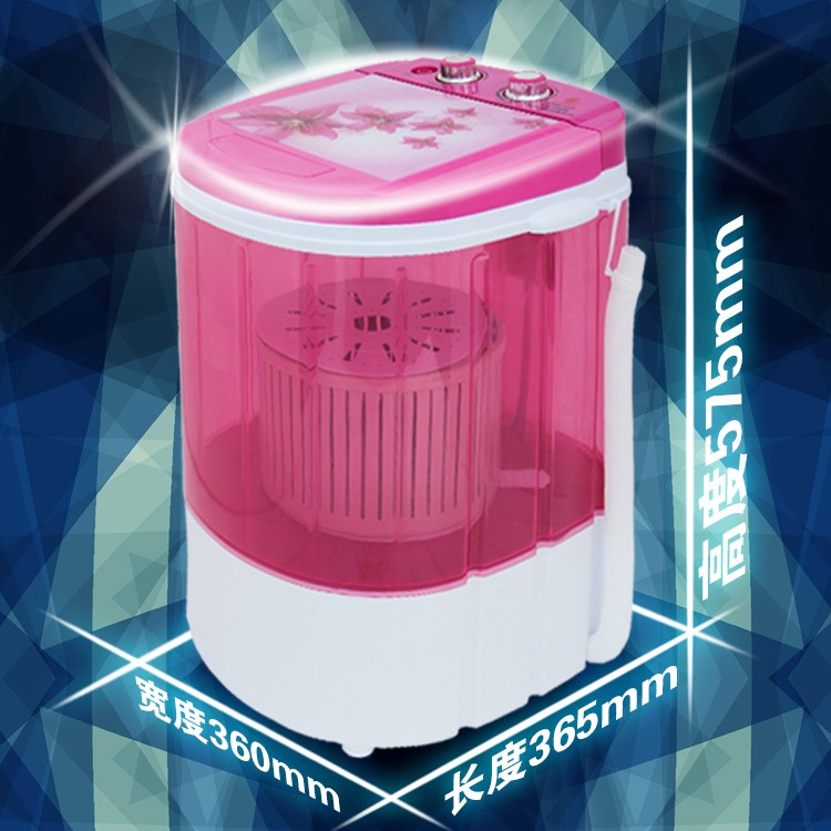 CE CB CCC ISO9001 single tub semi automatic mini confort home washing machine with dryer