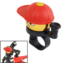 Wholesale Cartoon Style Aluminum Alloy Bicycle Bell (Red)