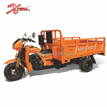 Chinese Cheap Water cooled 200cc Cargo Tricycle Three Wheels For Sale Xcargo200T