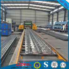 factory price steel bar truss girder roofing deck TD4-130 used in special-shaped structure easy to install