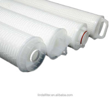 Pre Filtration of RO / High Flow 10 Micron Glass Fiber Pleated Filter Cartridge