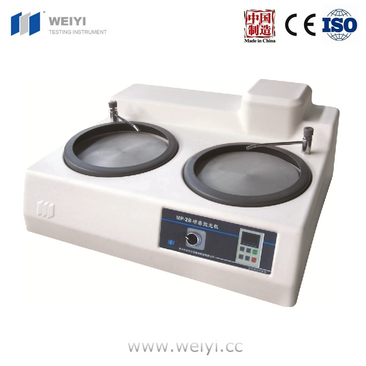 WEIYI Q-100C manual and automatic metallographic sample cutting machine