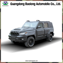 4*4 Wheeled SUV Armored Vehicle/ armored car Automatic / TBL5039XSW